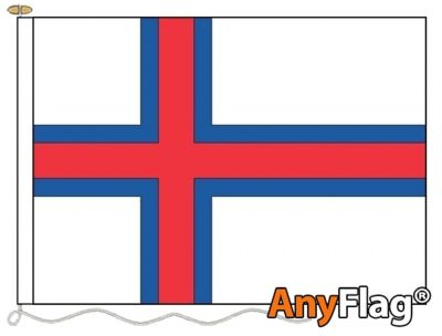 - FAROE ISLANDS ANYFLAG RANGE - VARIOUS SIZES